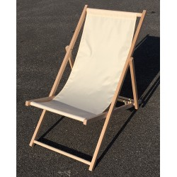 Chaise chilienne beige