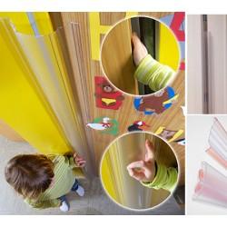 Lot de 40 sets Anti-pince-doigts 110° transparent L150 cm