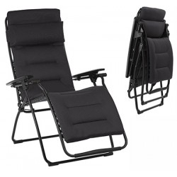 Relax XL Futura toile Air Comfor® non feu M2 noir