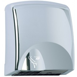 Sèche-mains JVD Tornade automatique 2600W chromé