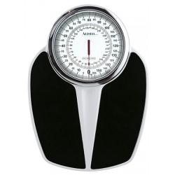 Pèse-personne mécanique noir max 160 kg