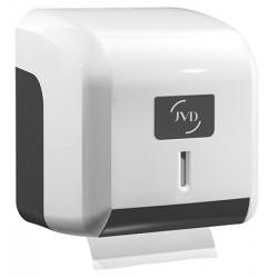 Distributeur ph mixte ABS blanc JVD 2 paquets ou 1 rl