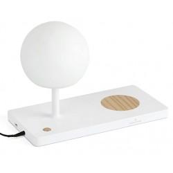 Lampe de table Niko avec chargeur téléphone