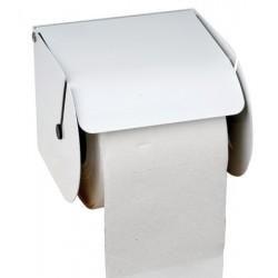 Distributeur ph en rouleau métal blanc JVD