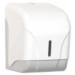 Distributeur ABS ROSSIGNOL de papier hygiénique 2 paquets ou 1 rouleau
