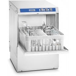 Lave-verres 350 en inox avec adoucisseur intégré L42 x P45 x H65,4 cm