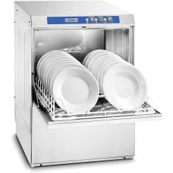 Lave-vaisselle 500 en inox avec pompe de vidange intégrée L57 x P60 x H83,4 cm