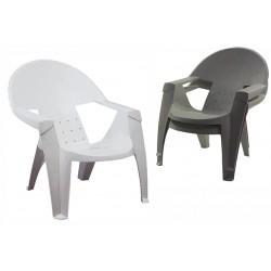 Lot de 15 fauteuils empilables Rodez