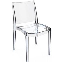 Lot de 30 chaises empilables polycarbonate Abzac
