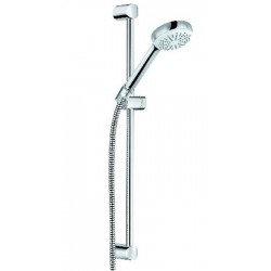 Set de douche 1 jet 600 mm Performance
