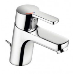 Mitigeur lavabo position centrale EF NF Performance