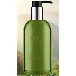 Lot de 24 flacons pompe Pure Herbs savon liquide 300 ml