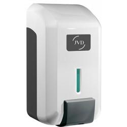 Distributeur de savon mousse JVD HACCP 800 ml blanc