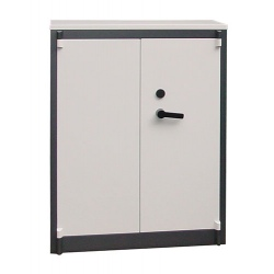 Armoire forte à documents AD3 L 93 x P 50 x H 122,6 cm