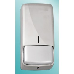 Distributeur de savon JOFEL Fusion inox brossé 0,85 L