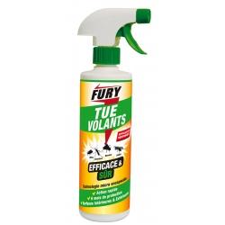 Lot de 6 flacons pulvérisateur Tue volants Fury 500 ml