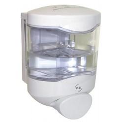 Distributeur de gel désinfectant lunettes wc JVD 450 ml