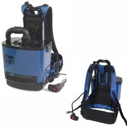 Aspirateur dorsal ergonomique 6L 620W Classe A