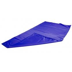 Drap de glisse avec 2 poignées 70x130 cm