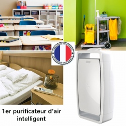 Purificateur d'air intelligent Eolis Air Manager (120 m²)