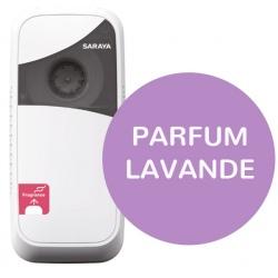Parfum d'ambiance Lavande en gel pour diffuseur Sanilavo (le lot de 24)