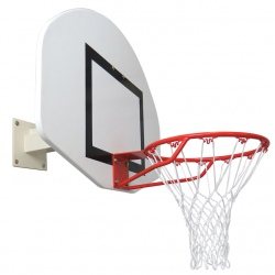 But de basket mural fixe