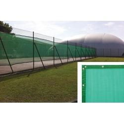 Brise vent (monofil) confectionné 180 gr/m² H 2 m
