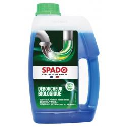 Lot de 6 flacons de Spado deboucheur biologique 1 L