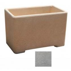 Jardinière rectangle myrtille 100x34x43 cm