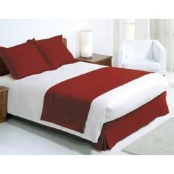 Lot de 6 chemins de lit réversibles Carla 70x150 cm