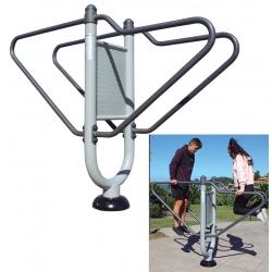Fitness extérieur : Barres parallèles