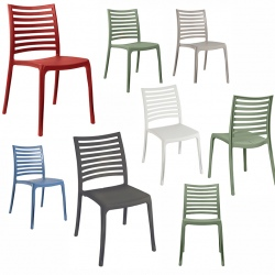 Lot de 16 chaises Sunday