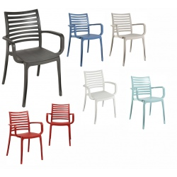 Lot de 16 fauteuils Sunday