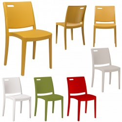 Lot de 16 chaises Clip