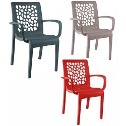 Lot de 16 fauteuils Tulipe