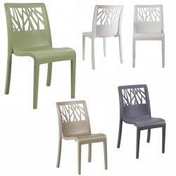 Lot de 16 chaises Végétal