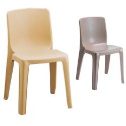 Lot de 18 chaises empilables M4 Denver