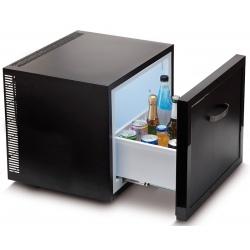 Minibar à encastrer avec tiroir 38 L noir L49,5 x P45,5 x H41,2 cm