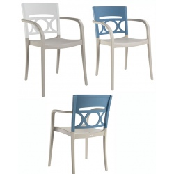 Lot de 16 fauteuils Moon