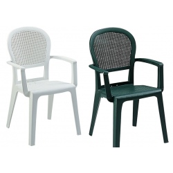 Lot de 16 fauteuils Madras