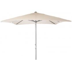 Parasol terrasse carré 250x250 cm