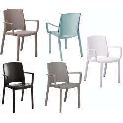 Lot de 18 fauteuils Milton