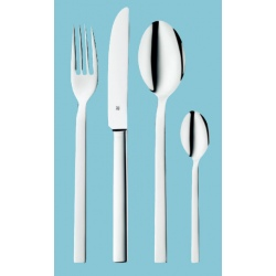 Lot de 12 fourchettes de table Morvan  inox 18/10 Cromargan® 21,4 cm