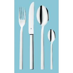 Lot de 12 fourchettes à dessert Morvan  inox 18/10 Cromargan® 19,5 cm
