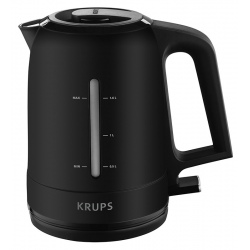 Bouilloire Krups Proaroma noire 1,6 L