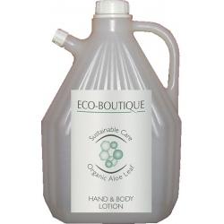 Lot de 4 recharges lotion corporelle Eco Boutique 3 L