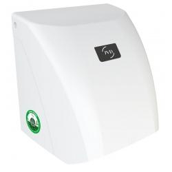 Sèche-mains JVD Zéphyr Bio antivandalisme 2100W blanc