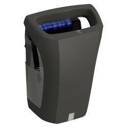 Sèche-mains automatique JVD Stell Air 1200 W noir mat