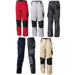 Pantalon Workwear longueur de jambe courte