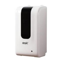 Distributeur de savon automatique 1,2L en ABS blanc